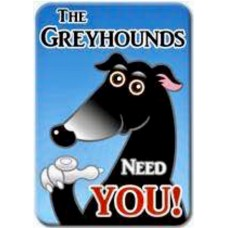 Help the Greyhounds