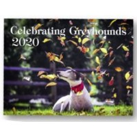2020 Celebrating Greyhounds Wall Calendar
