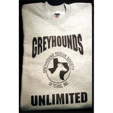 Greyhounds Unlimited Logo Sweatshirt