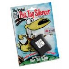 Quite Spot Tag Silencer - Black