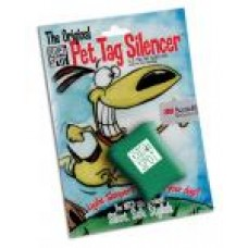 Quite Spot Tag Silencer - Green