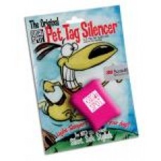 Quite Spot Tag Silencer - Pink