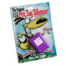 Quite Spot Tag Silencer - Purple