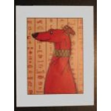 The Greyt Pharaoh Print